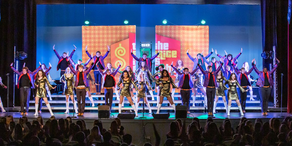 Vestavia Hills High School Show Choir goes undefeated