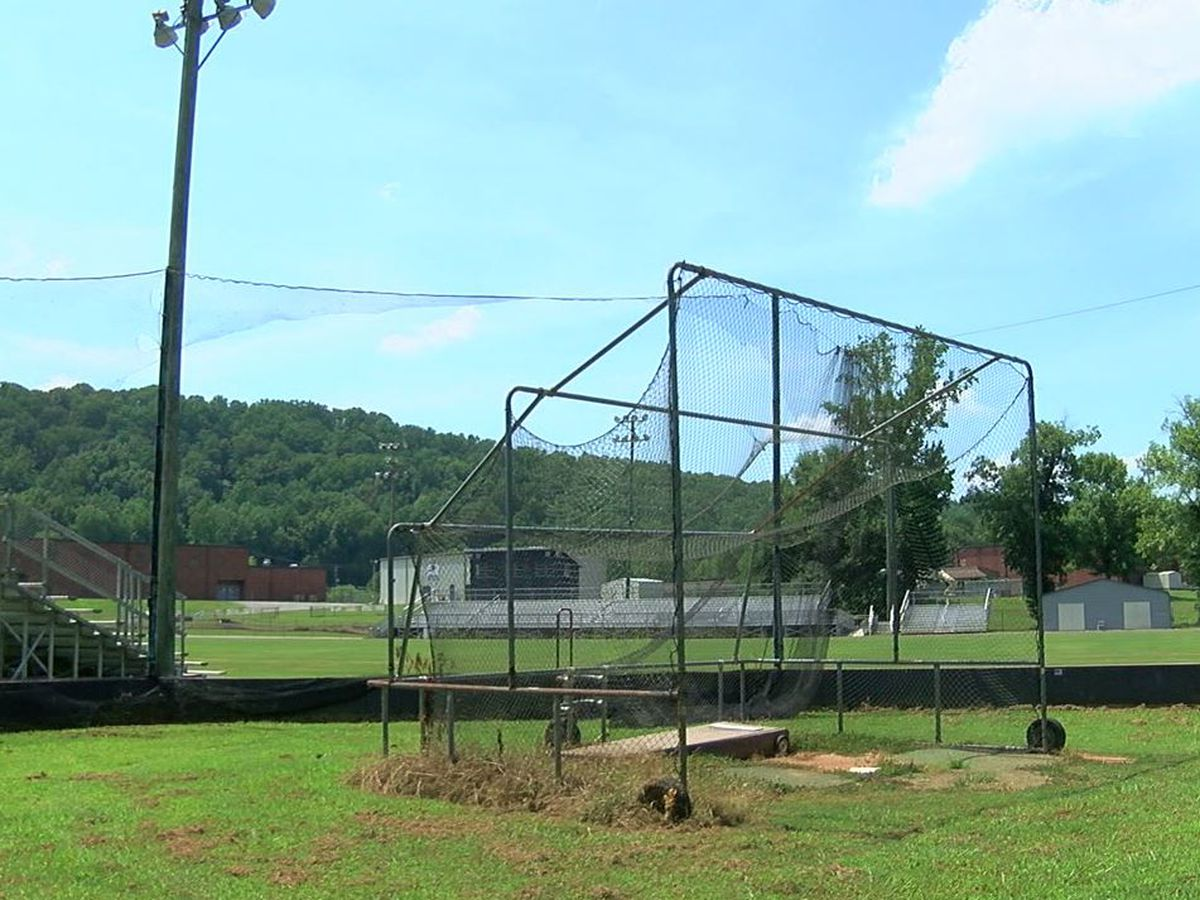 Group of dads hope to make repairs at Oak Mountain Middle baseball field