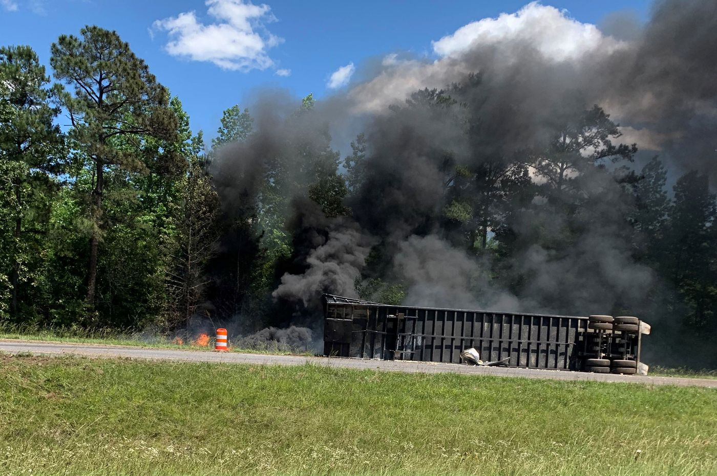 I-65 NB in Autauga County reopens hours after fatal crash