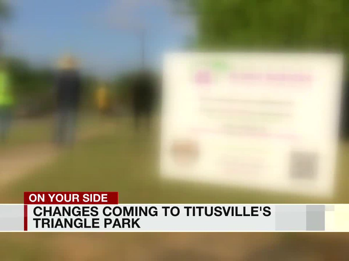 Titusville working to revitalize blighted properties