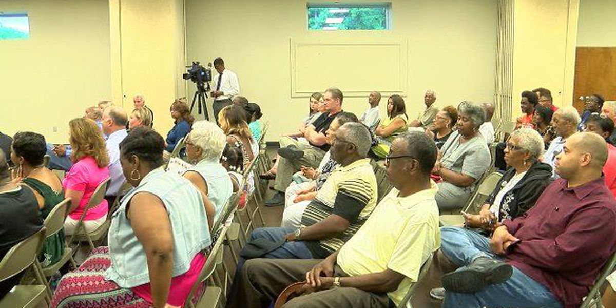 Hueytown police, community promoting unity at town hall meeting