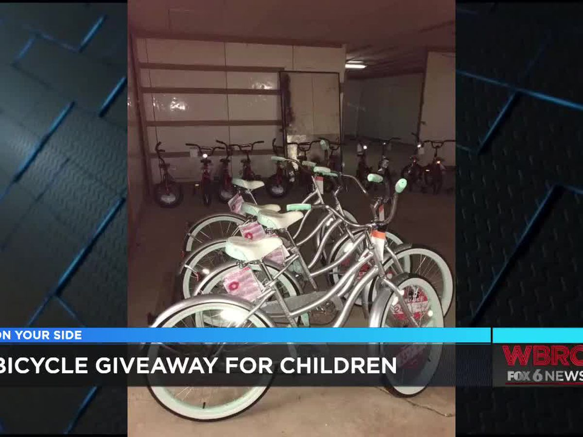 Gadsden Kiwanis to give bicycles to disadvantaged children