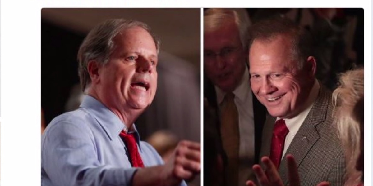 Two more Alabama Republican officeholders won't vote for Roy Moore
