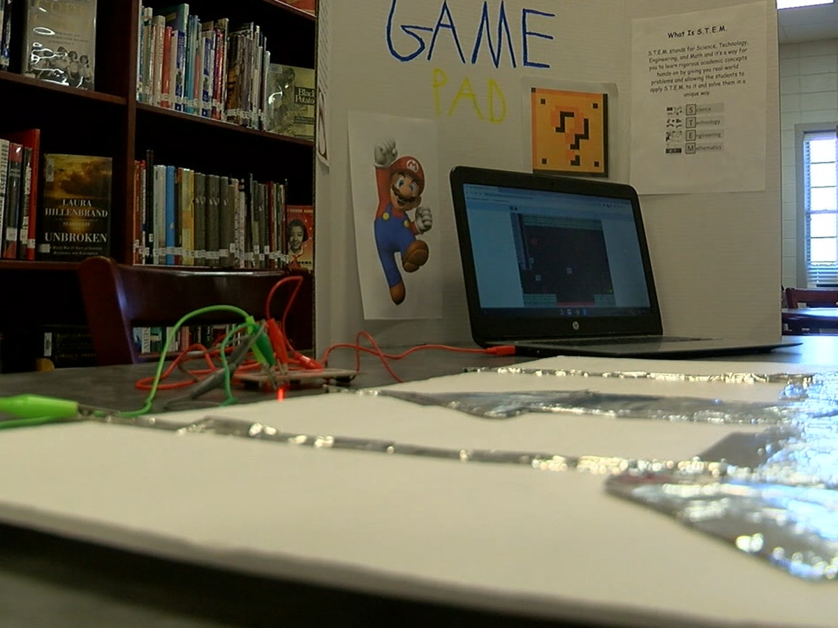 Shelby Co. students show off STEM projects