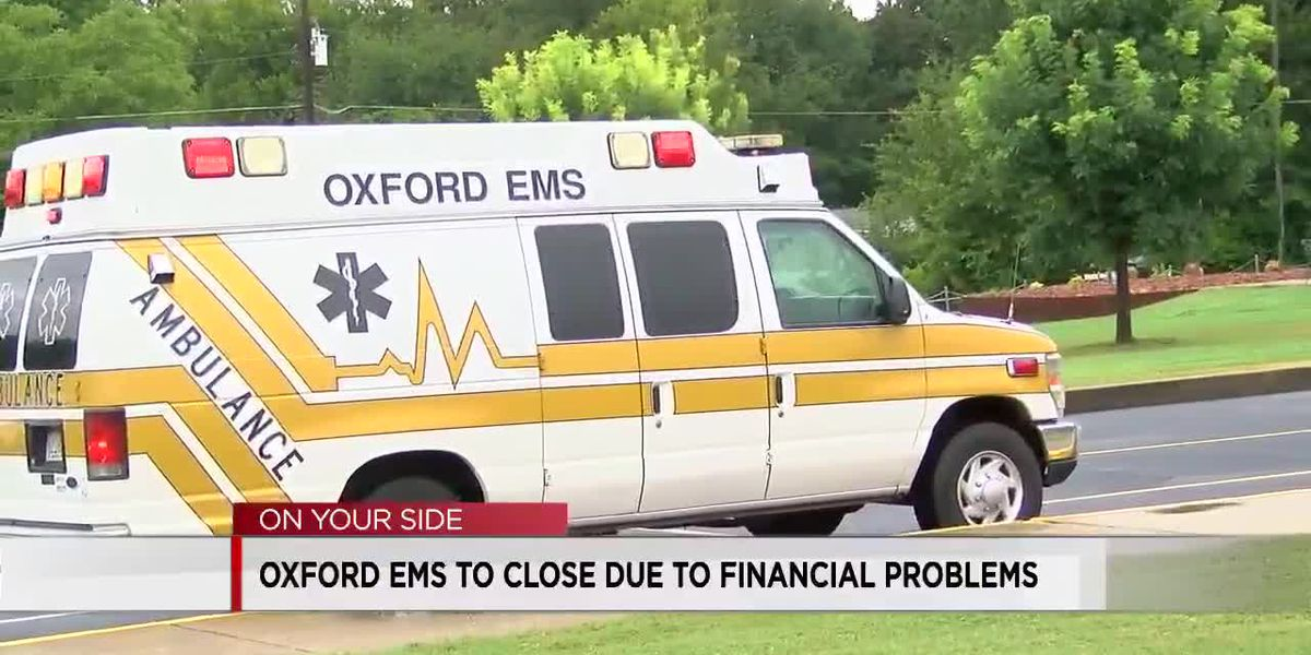 Oxford EMS to close due to financial problems