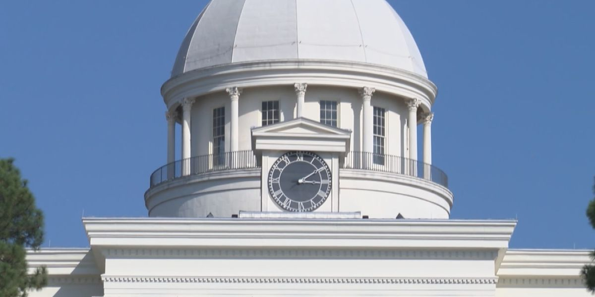 Largest General Fund budget in Alabama's history passes the Senate