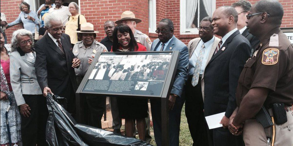 Perry County site added to civil rights Selma to Montgomery National Historic Rail