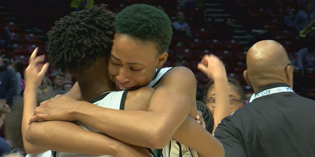 Anniston Bulldogs girls basketball wins first-ever championship