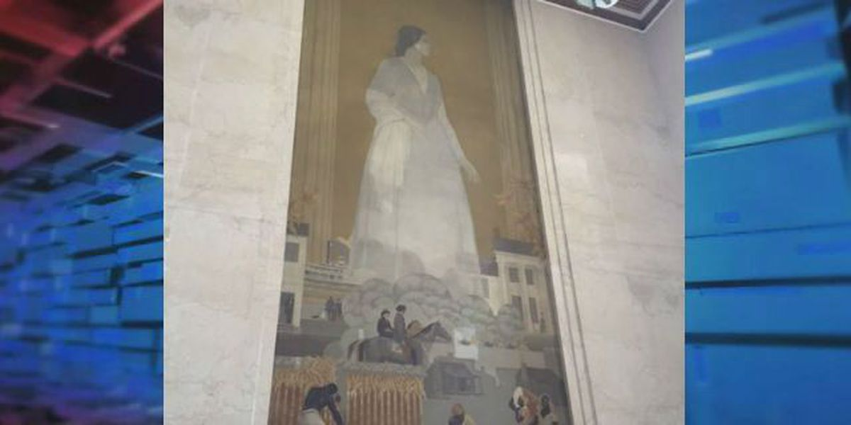 Is the Jefferson County courthouse mural racist?