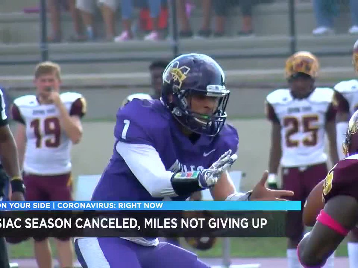 Miles College still plans to play after SIAC cancels fall sports