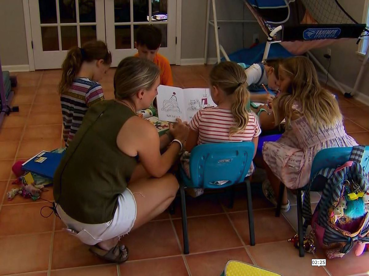 Some parents forming 'pandemic pods' to teach their kids