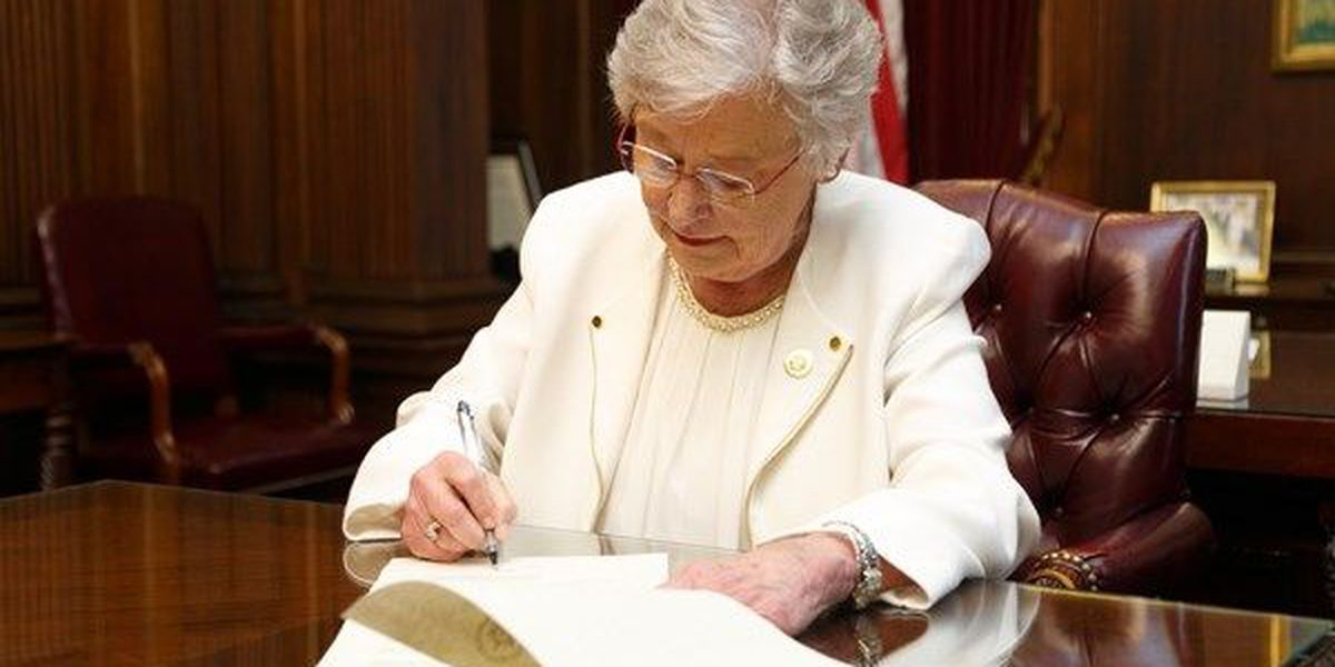 Gov. Ivey declares State of Emergency ahead of potential winter weather