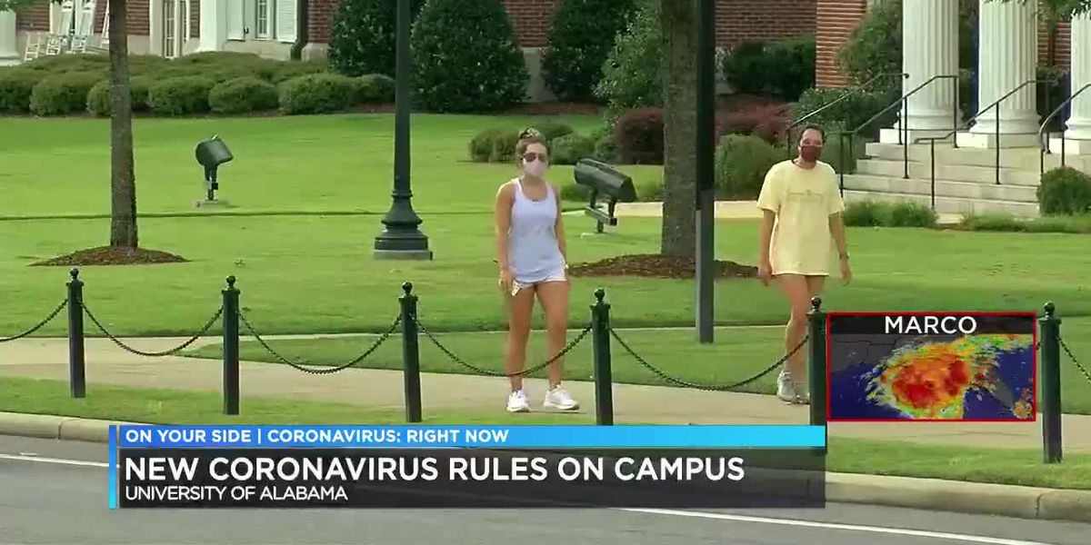 UA students and president on new campus guidelines