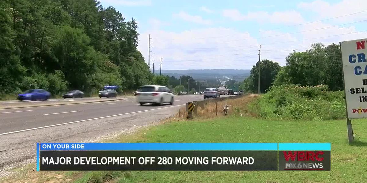 Traffic concerns about new development at US 280 and I-459