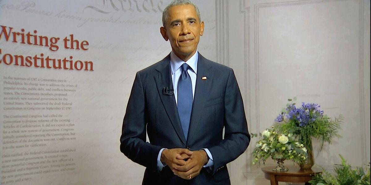 First volume of Barack Obama's memoir coming Nov. 17