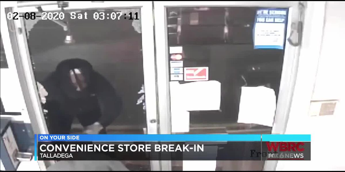Convenience Store Break-In