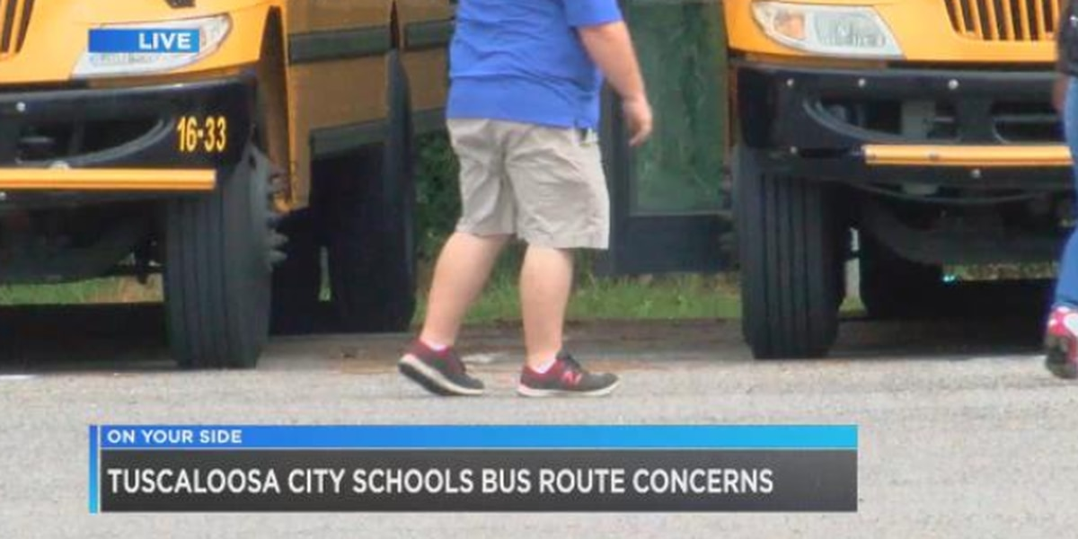 Tuscaloosa City Schools addresses bus ride complaints