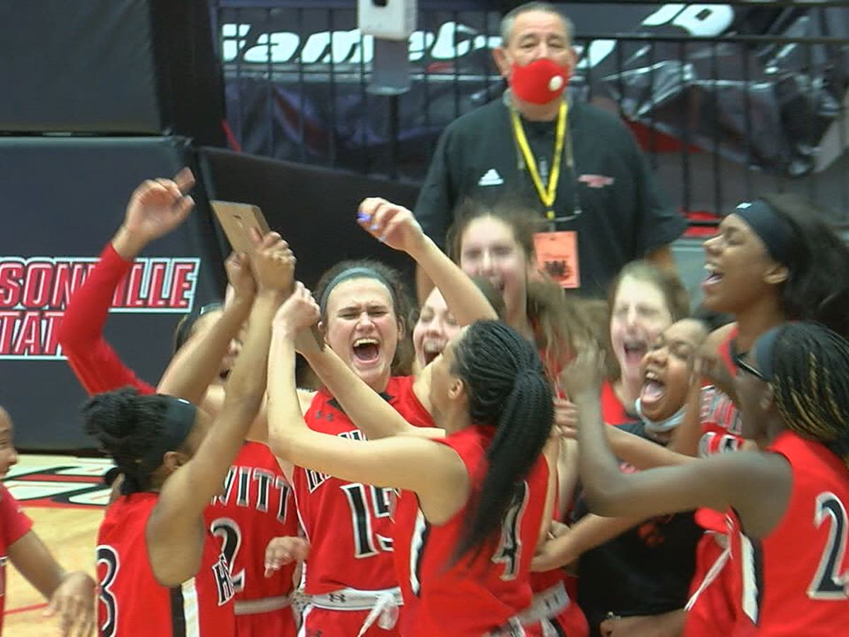 WATCH: Hewitt-Trussville girls' basketball beats Vestavia on last second shot