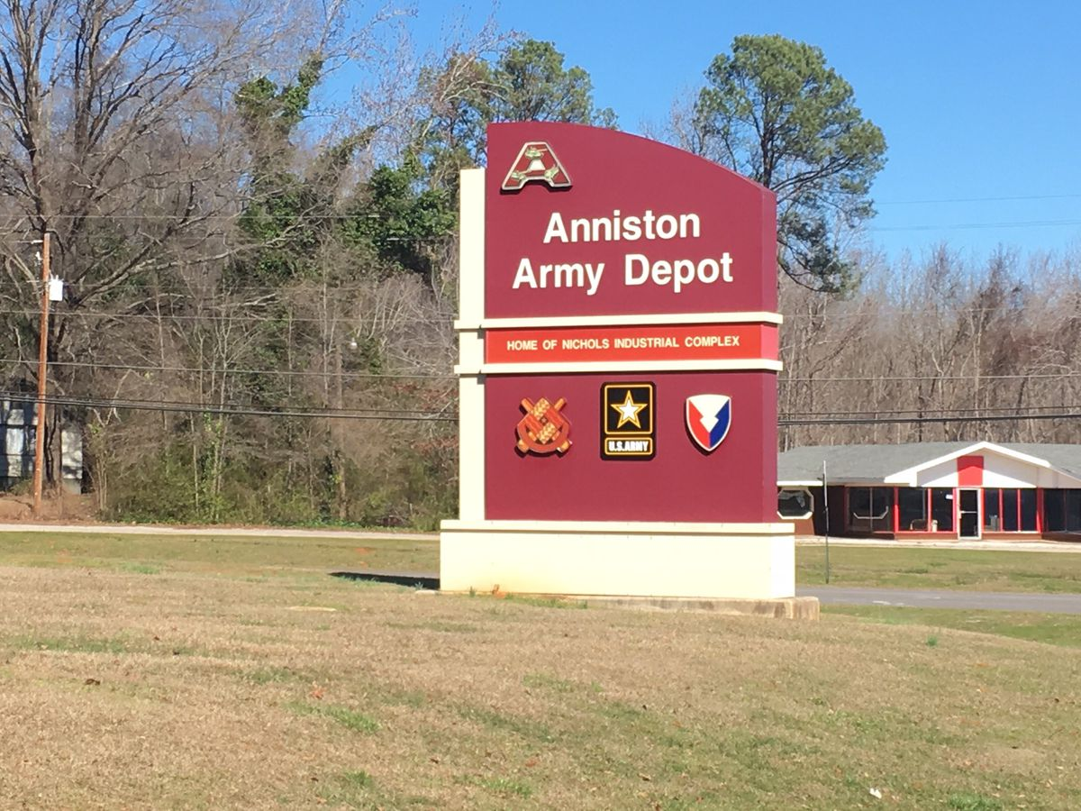 Pentagon list of proposed cuts to offset border wall includes Anniston Depot project