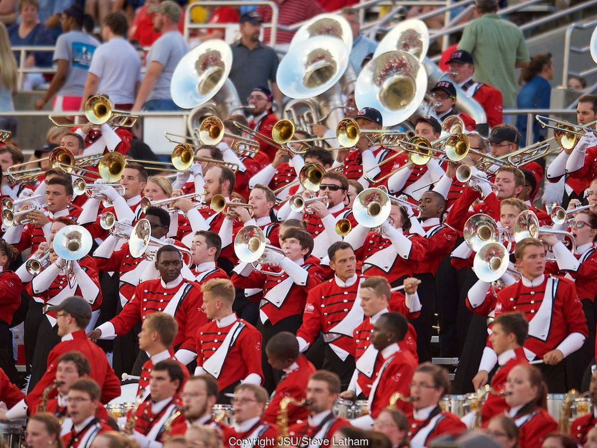JSU Marching Southerners prepare for trip to Rome