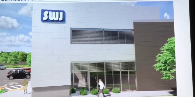 Federal grant helps lure German company to Tuscaloosa