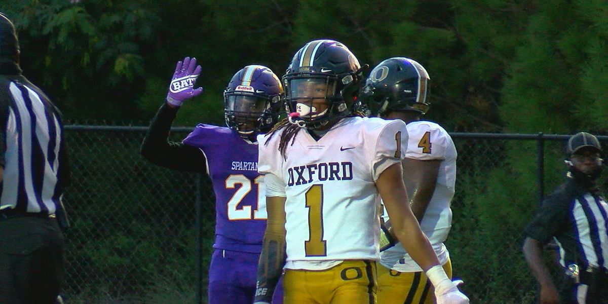 Sideline Game of the Week: Oxford holds on to beat Pleasant Grove 29-28