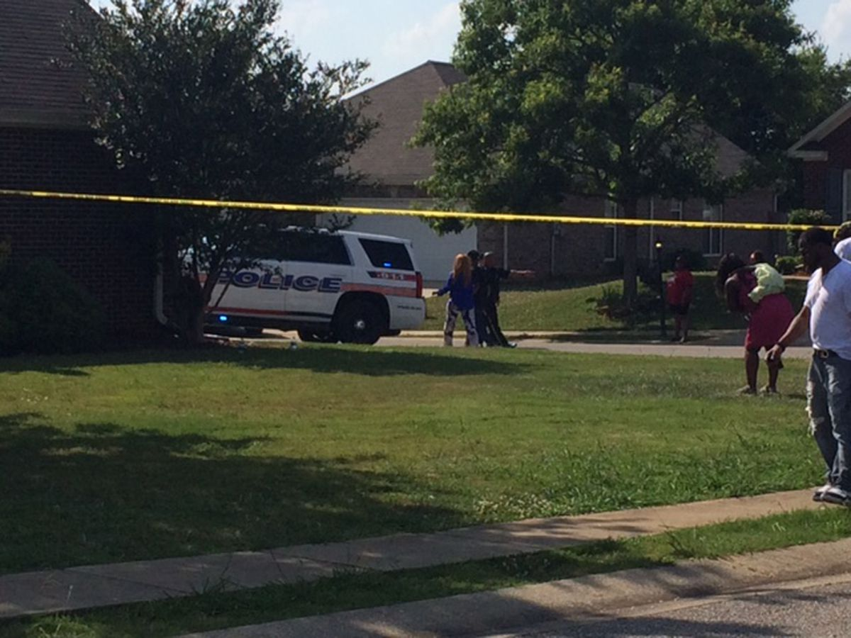 Shooting death in McCalla after domestic incident
