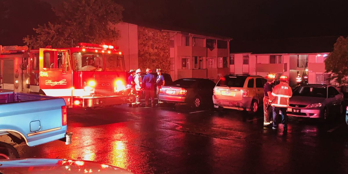 Early-morning apartment fire in Roebuck now investigated as homicide