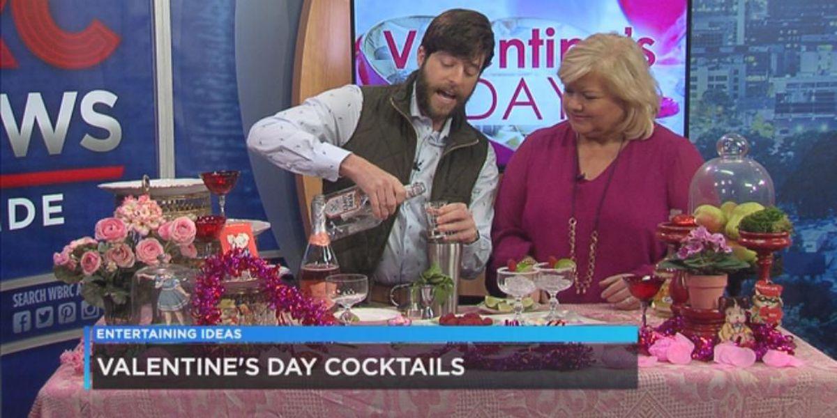 Trace Barnett: Valentine's Day entertaining ideas