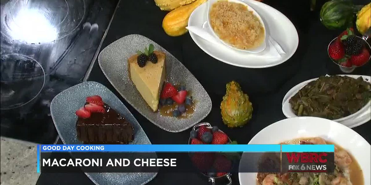 Village Tavern: Macaroni and Cheese