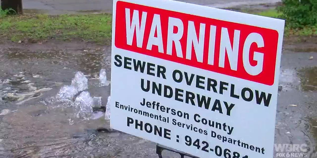 'They deserve better': Birmingham homeowners asking for more help with sewage spill
