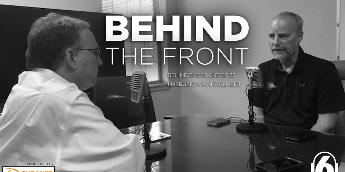 Behind the Front: Emergency Management with Randy Pewitt