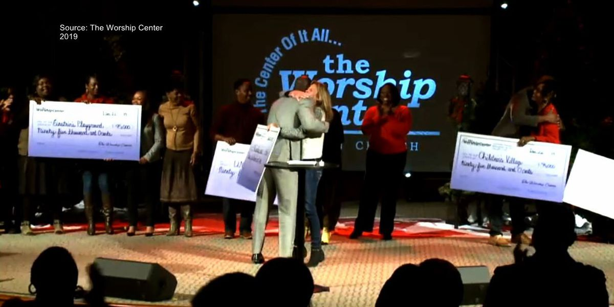 Birmingham church donates $800K to organizations, families this Christmas