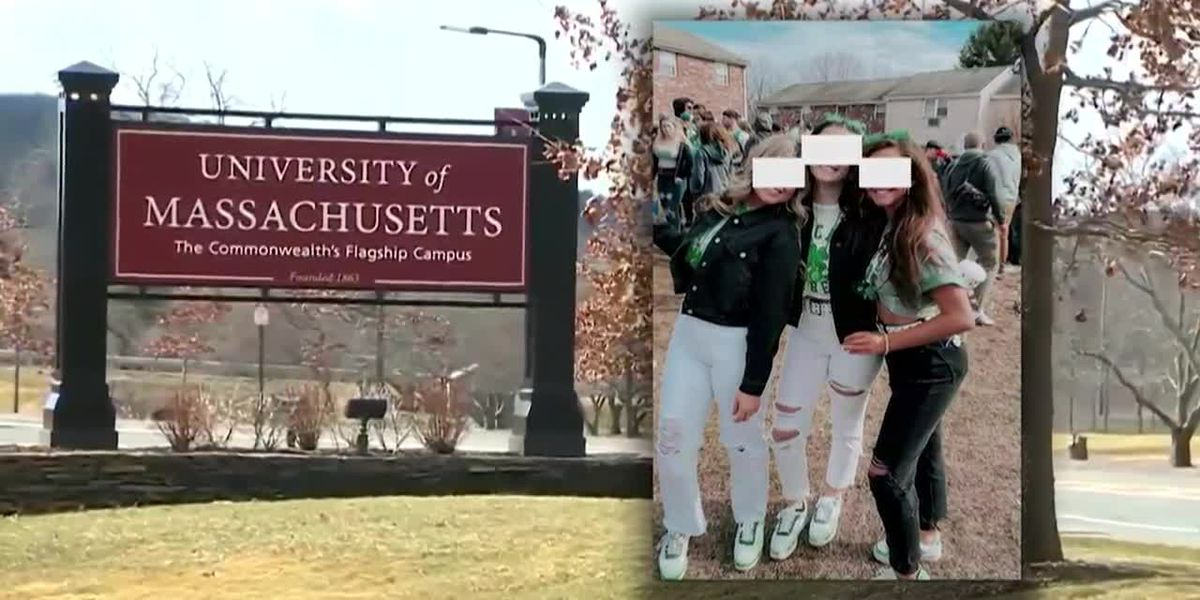 Parents: 3 students kicked out of college over off-campus photo without face coverings