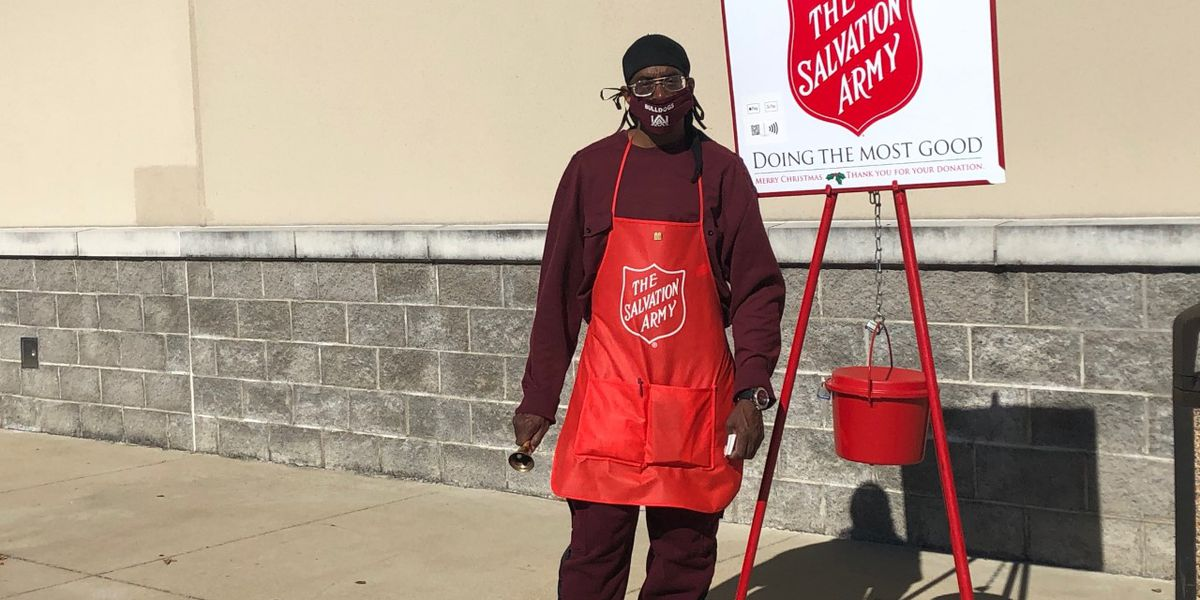 Salvation Army Red Kettle Drive works around COVID-19