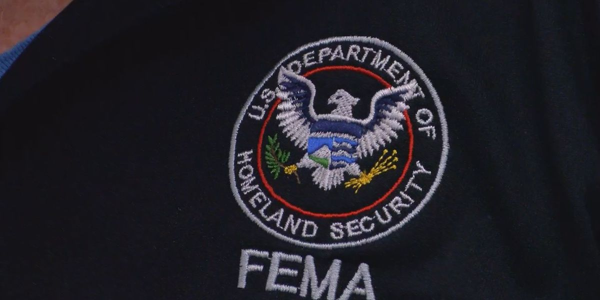 FEMA to stage vehicles, staff in Montgomery ahead of Dorian