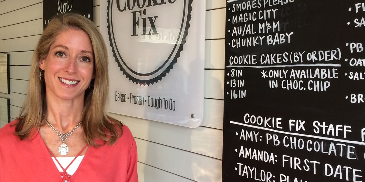 Woman turns love of cookies into booming business in Homewood