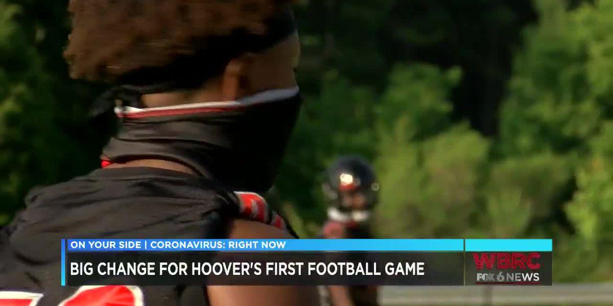 UPDATE: Hoover announces new opponent for 2020 season