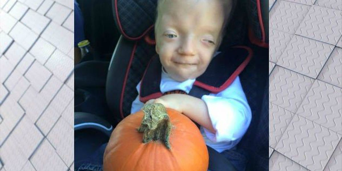 Alabama toddler targeted in cruel internet meme