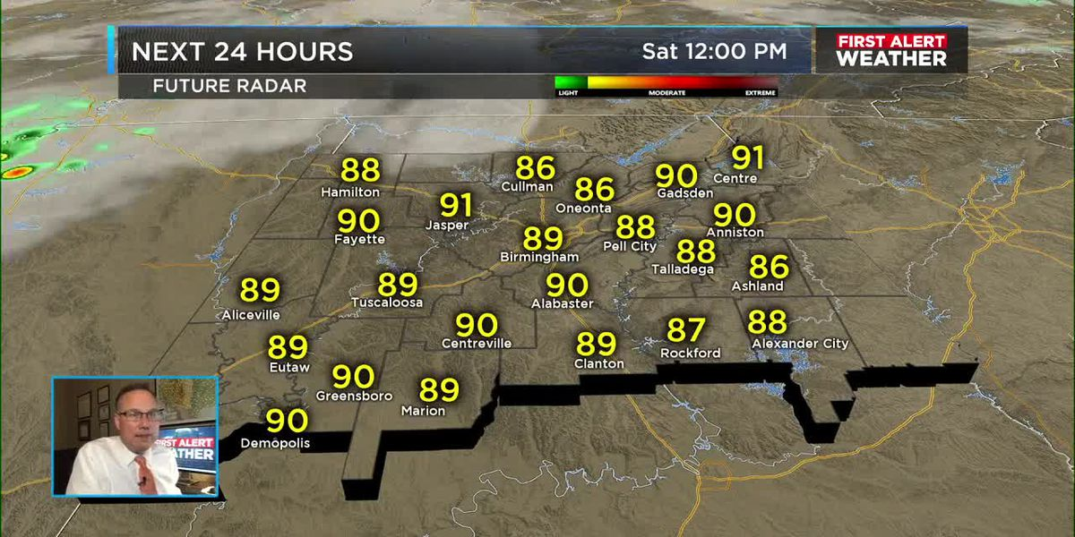 First Alert Weather 9p 7-10-20