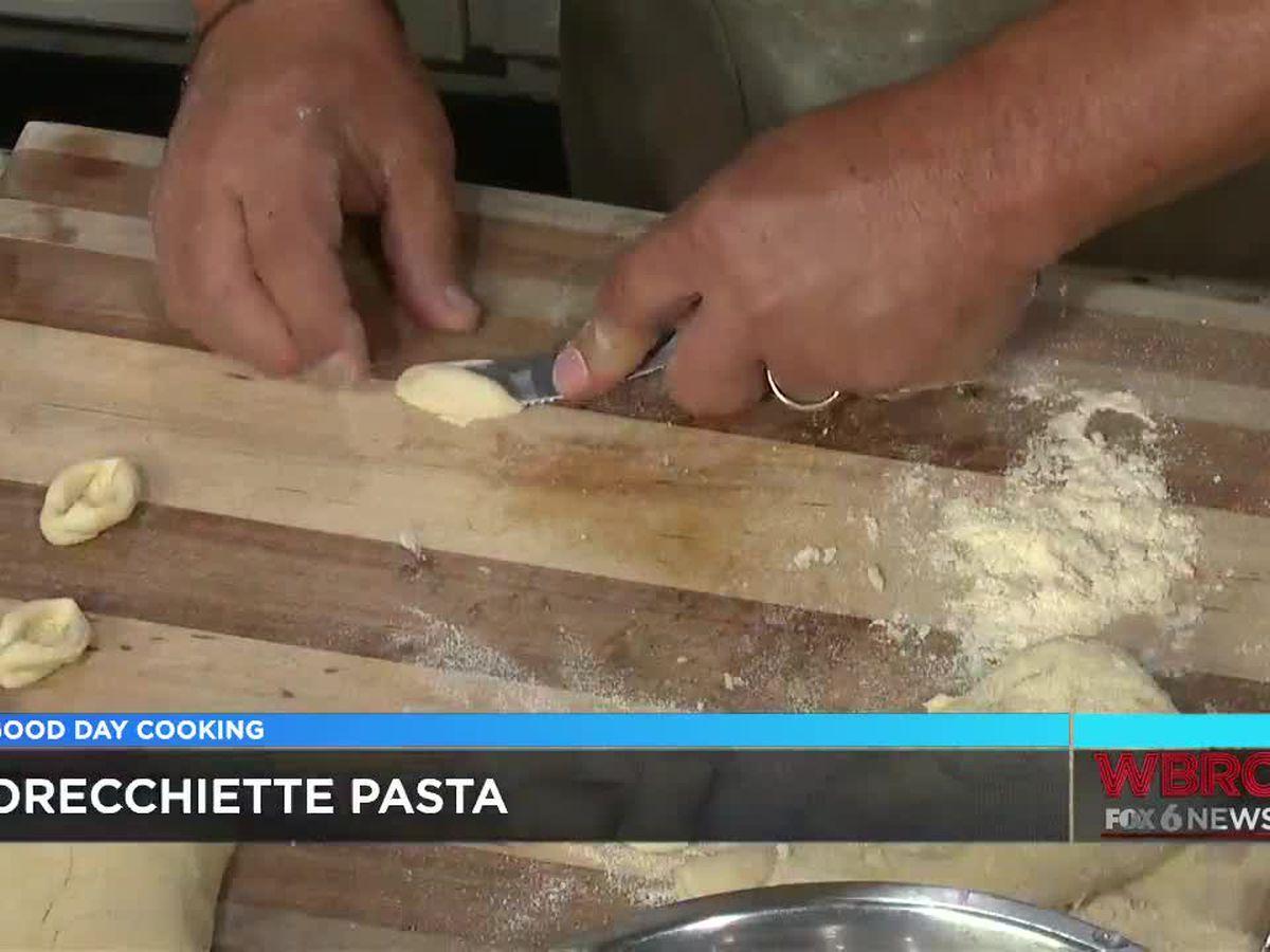 Chef Bernie: Oreccheitte Pasta