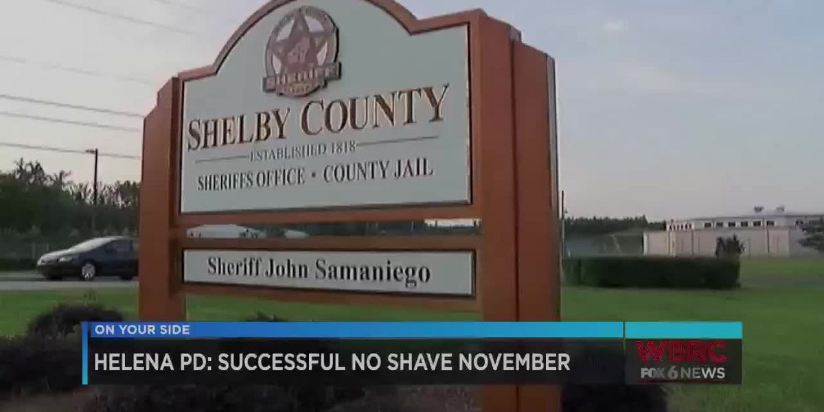 Helena PD: Successful No Shave November