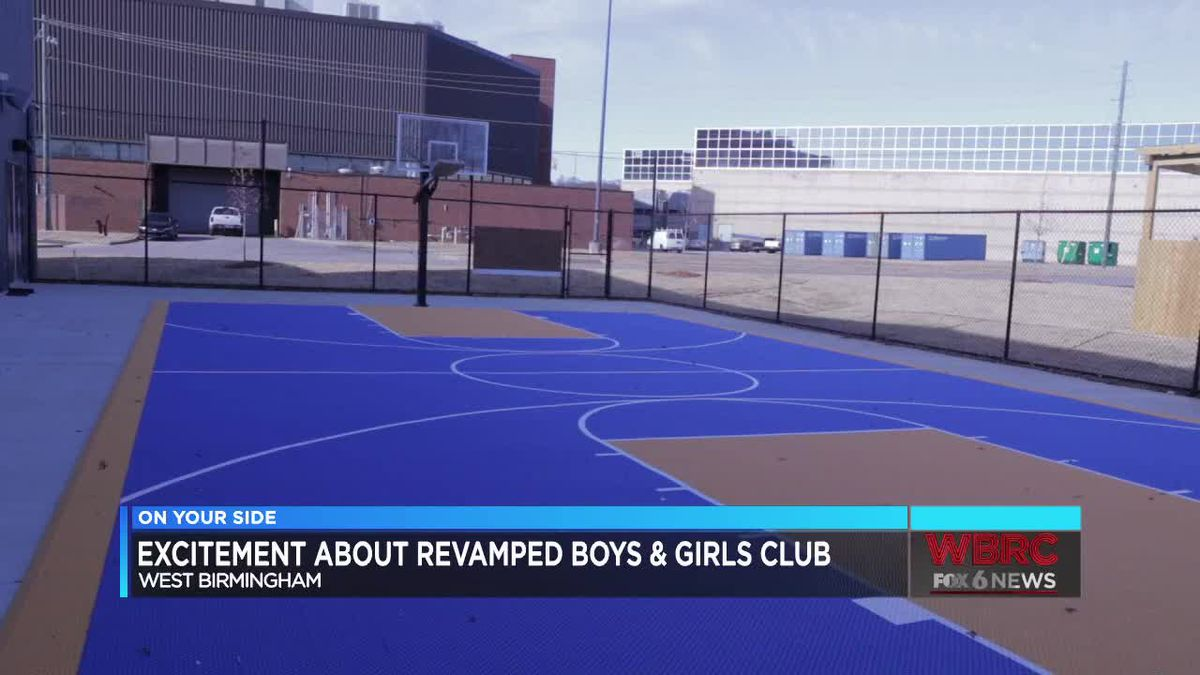 Revamped A.G. Gaston Boys and Girls Club