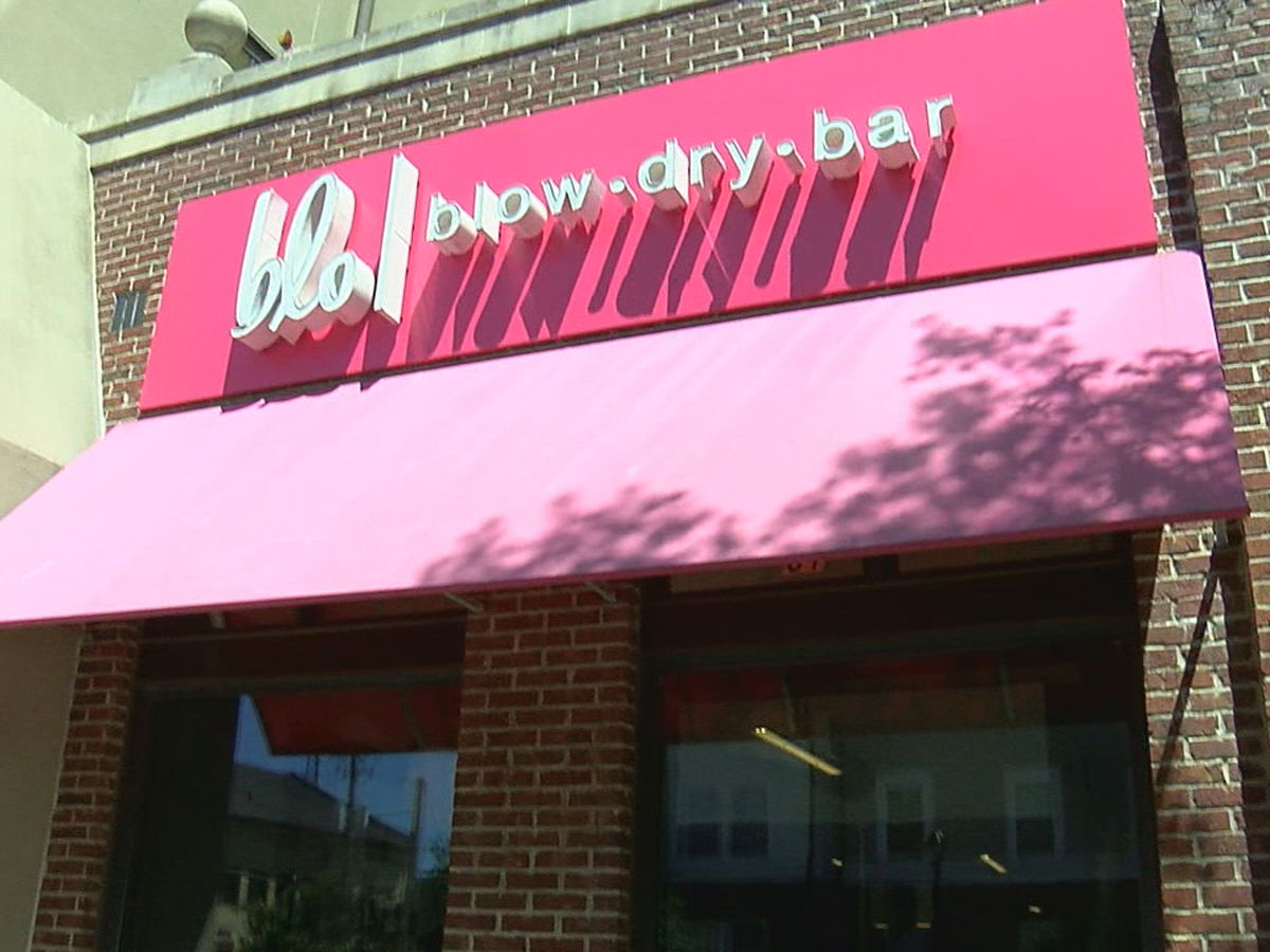 blo, blow dry bar in Homewood reinvents business strategy during COVID-19