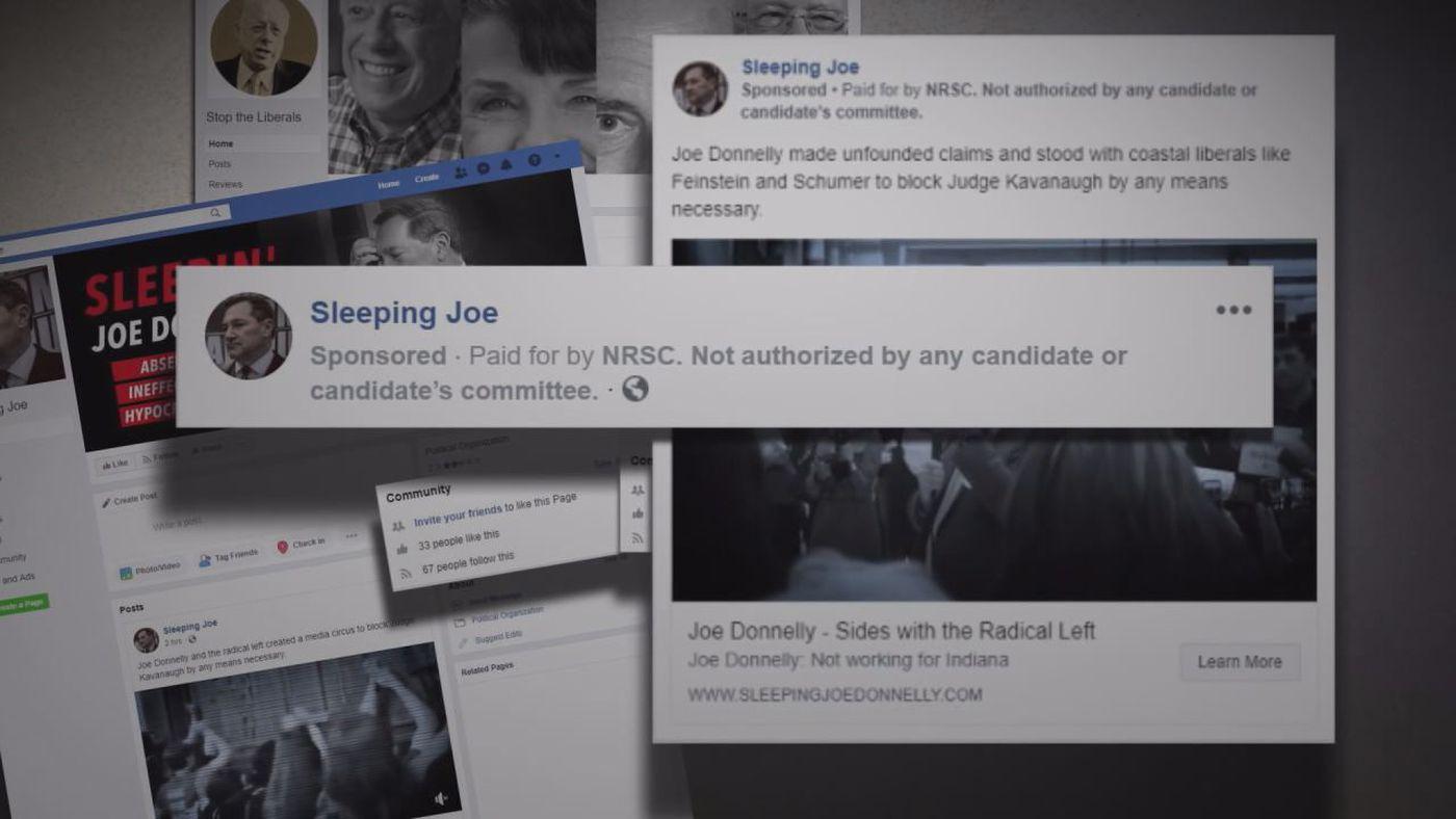 Tracking Facebook political ads