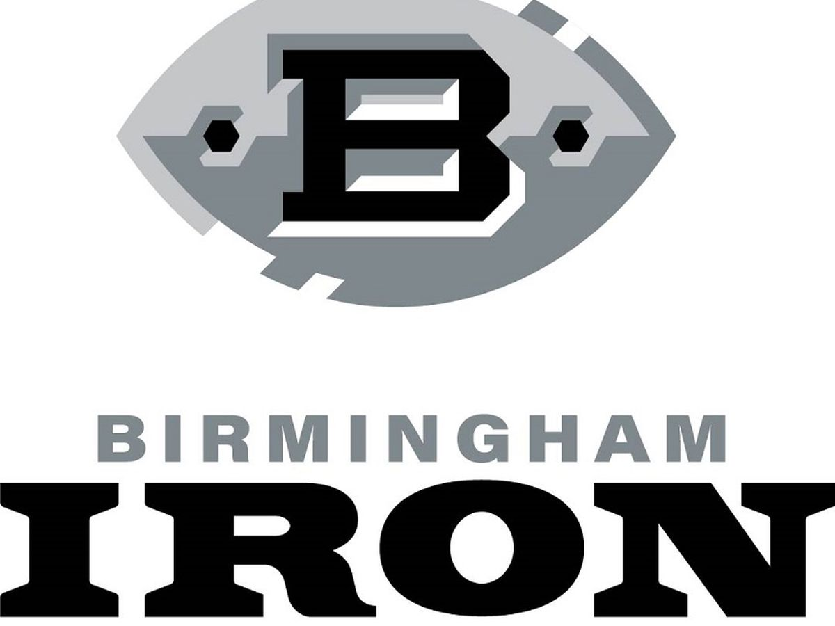Birmingham Iron's schedule for inaugural season released