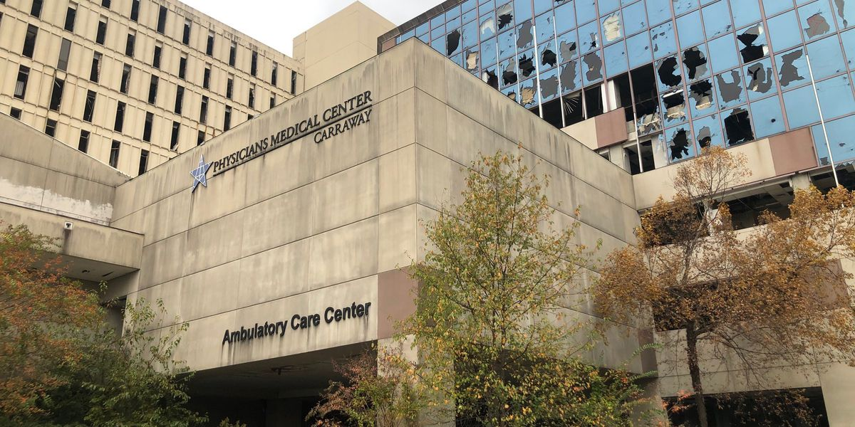 B'ham City Council votes to rezone Carraway Hospital for mixed-use development