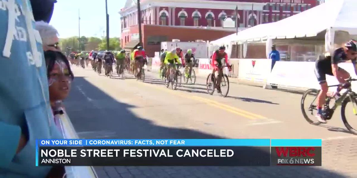 Anniston bike races and festival postponed over COVID-19 concerns