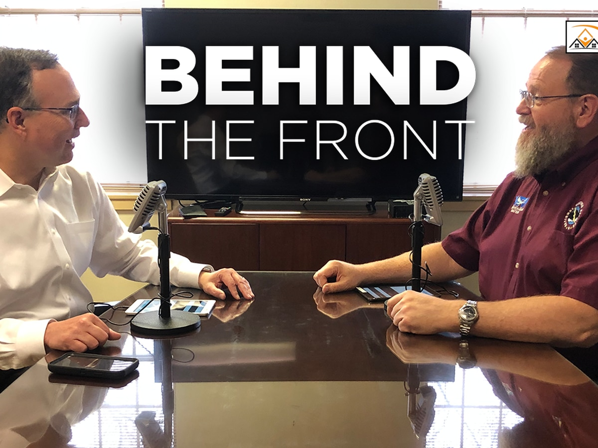 Behind the Front: Always be weather aware