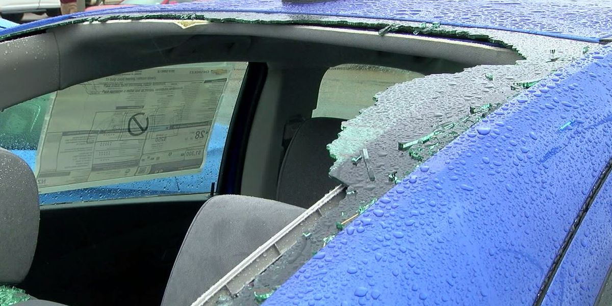 Cullman County residents still recovering after hail storm a year ago